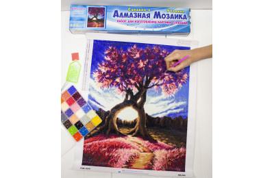 Алмазна мозаїка - найкращий подарунок і дитині, і дорослій людині
